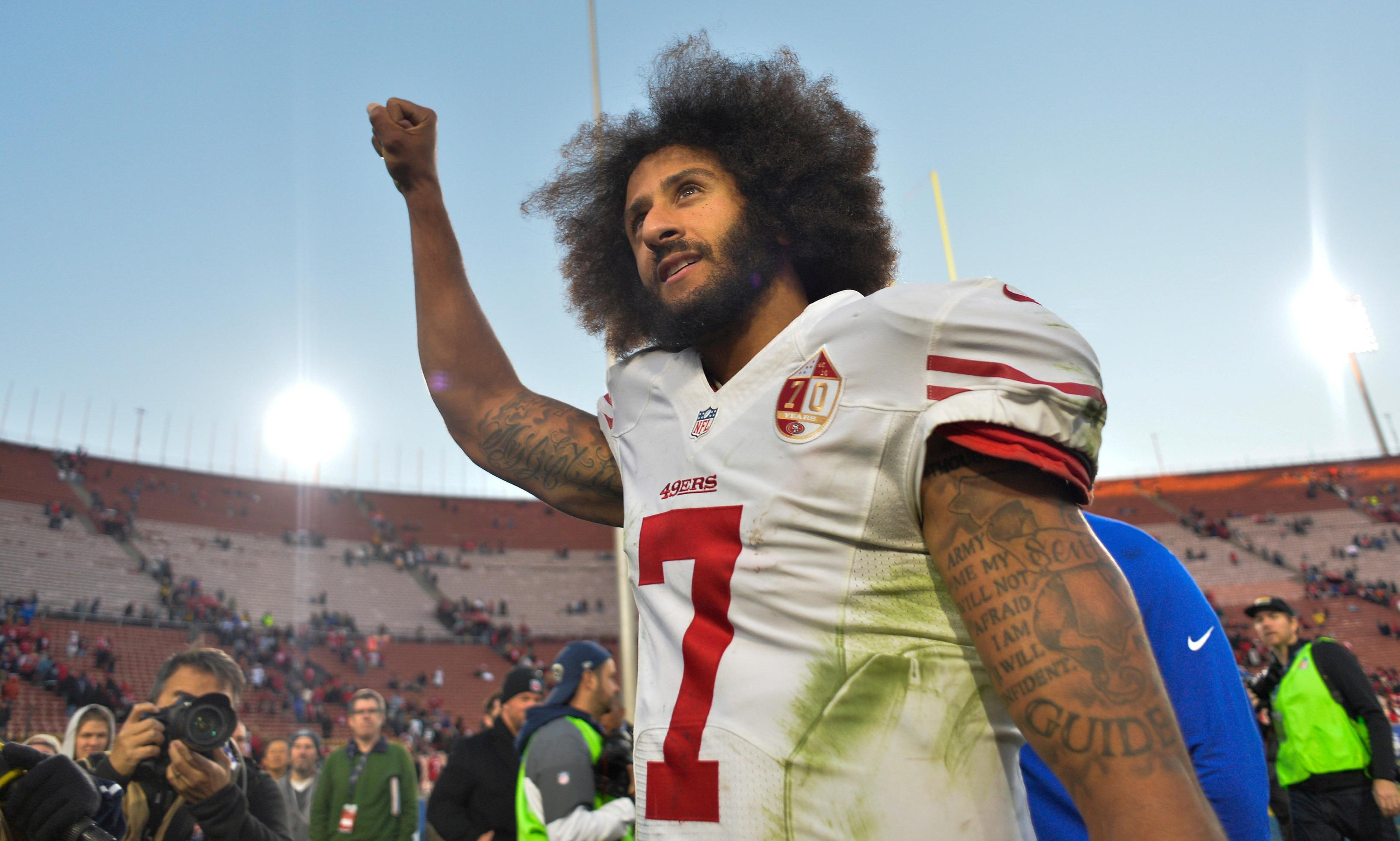 Colin Kaepernick wants NFL return and Patriots may be interested, says lawyer