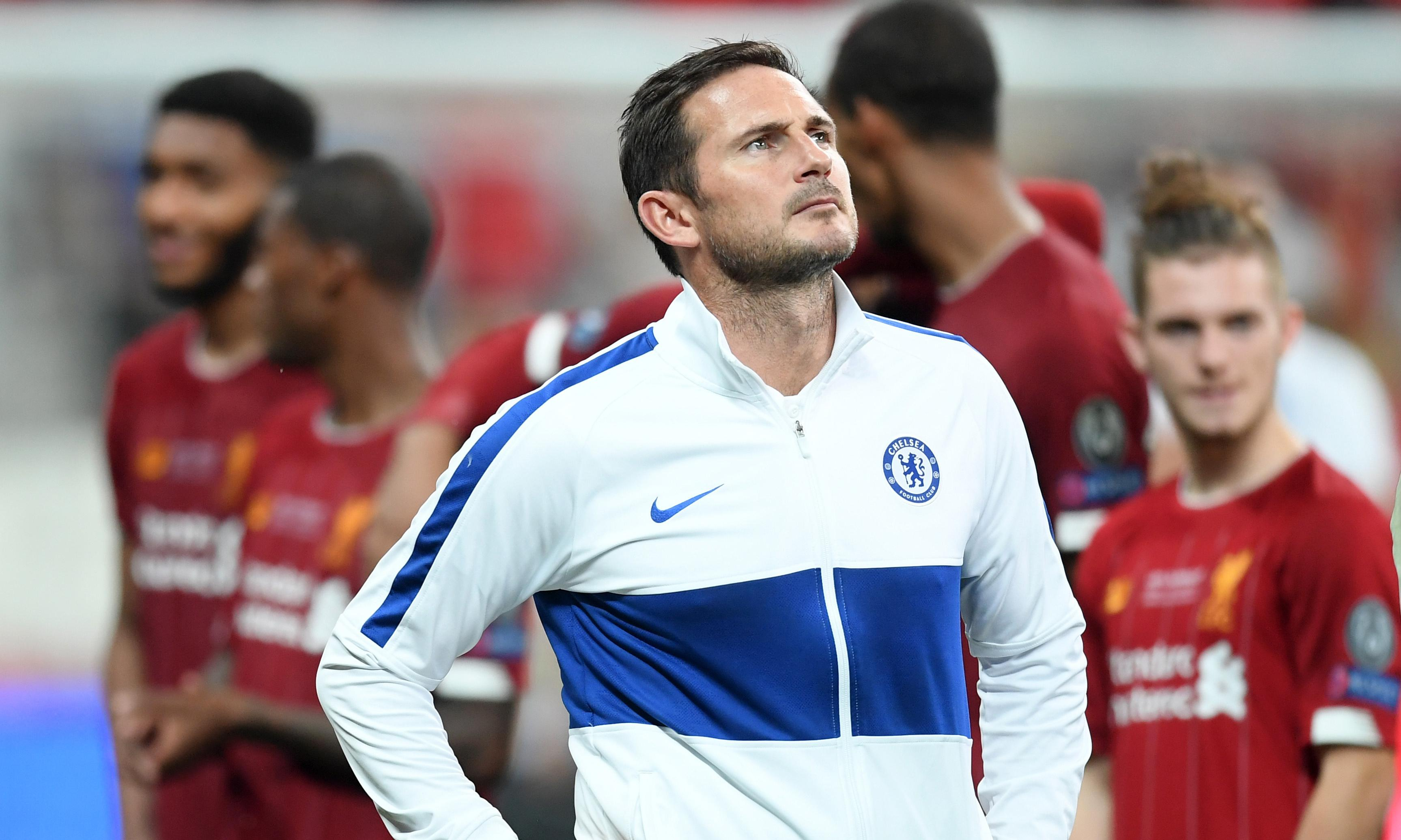 Shortcomings of Lampard the manager echo those of Lampard the player
