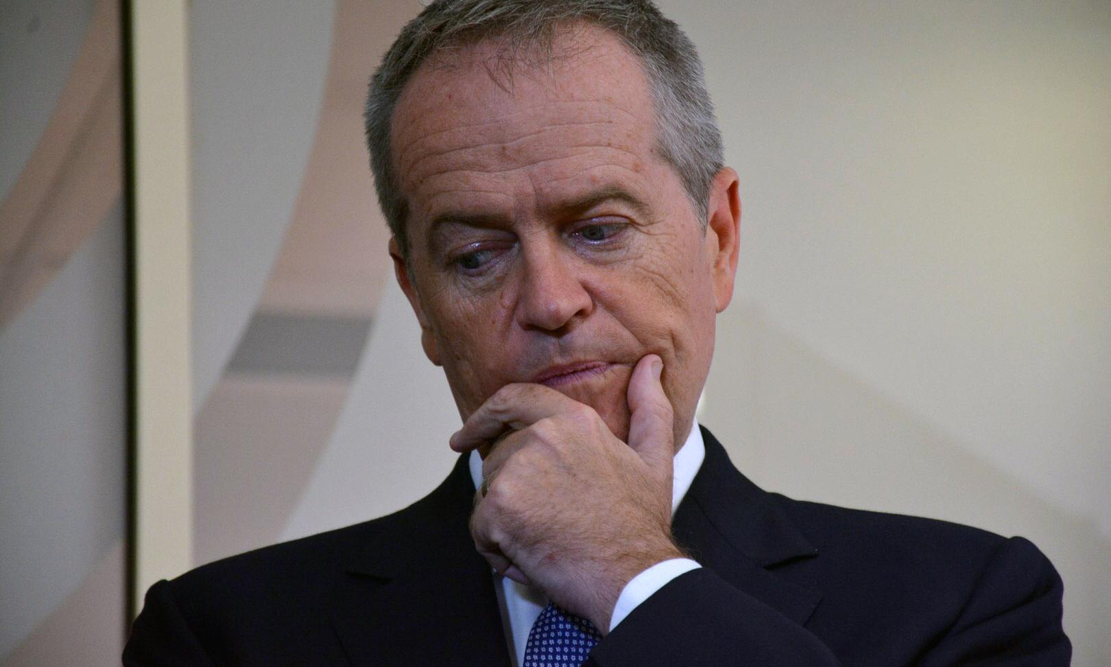 The 'dog whistling' on immigration must stop, Bill Shorten says