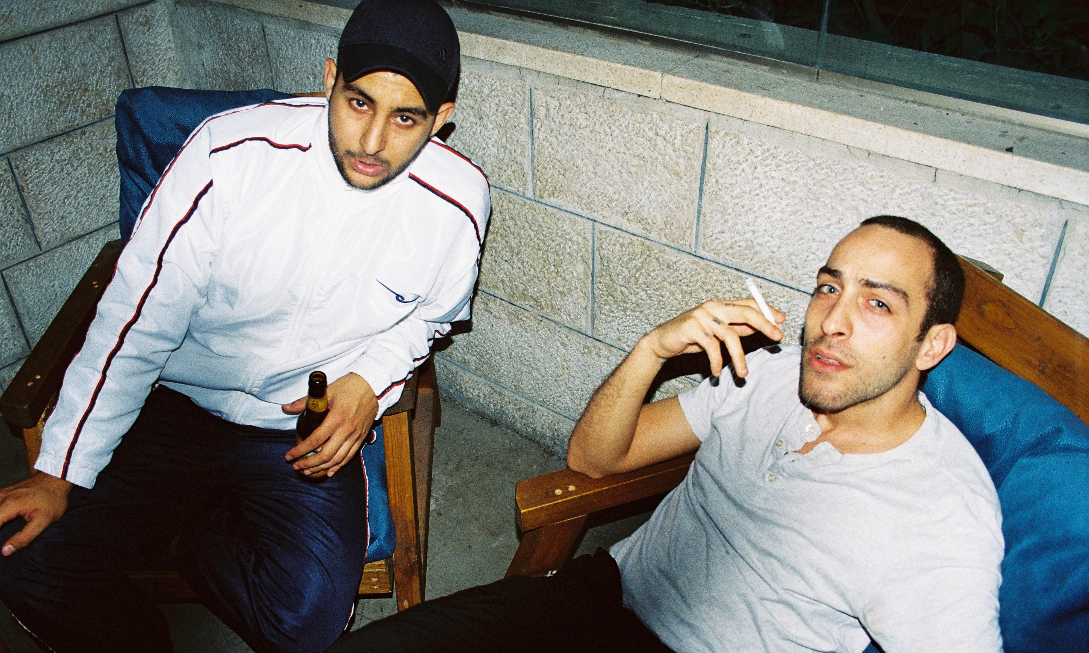 'If Israeli soldiers start shooting, we won't stop the interview': Palestinian hip-hop crew BLTNM