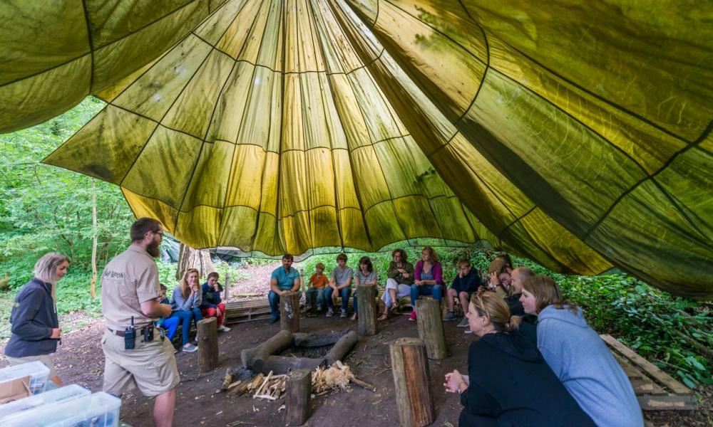 Camp Baboon, Bristol