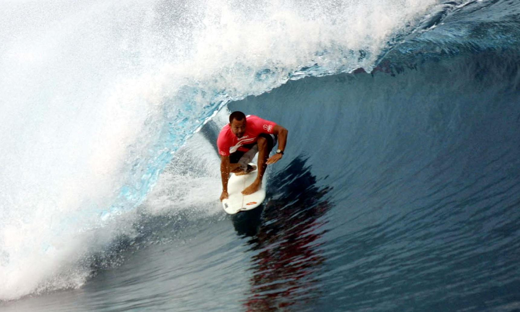 Former surfing world champion Sunny Garcia in intensive care