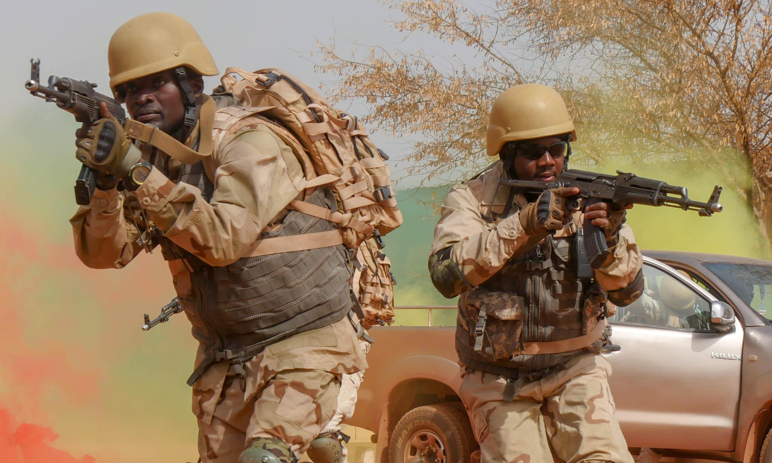 'Alarming' Burkina Faso unrest threatens west African stability