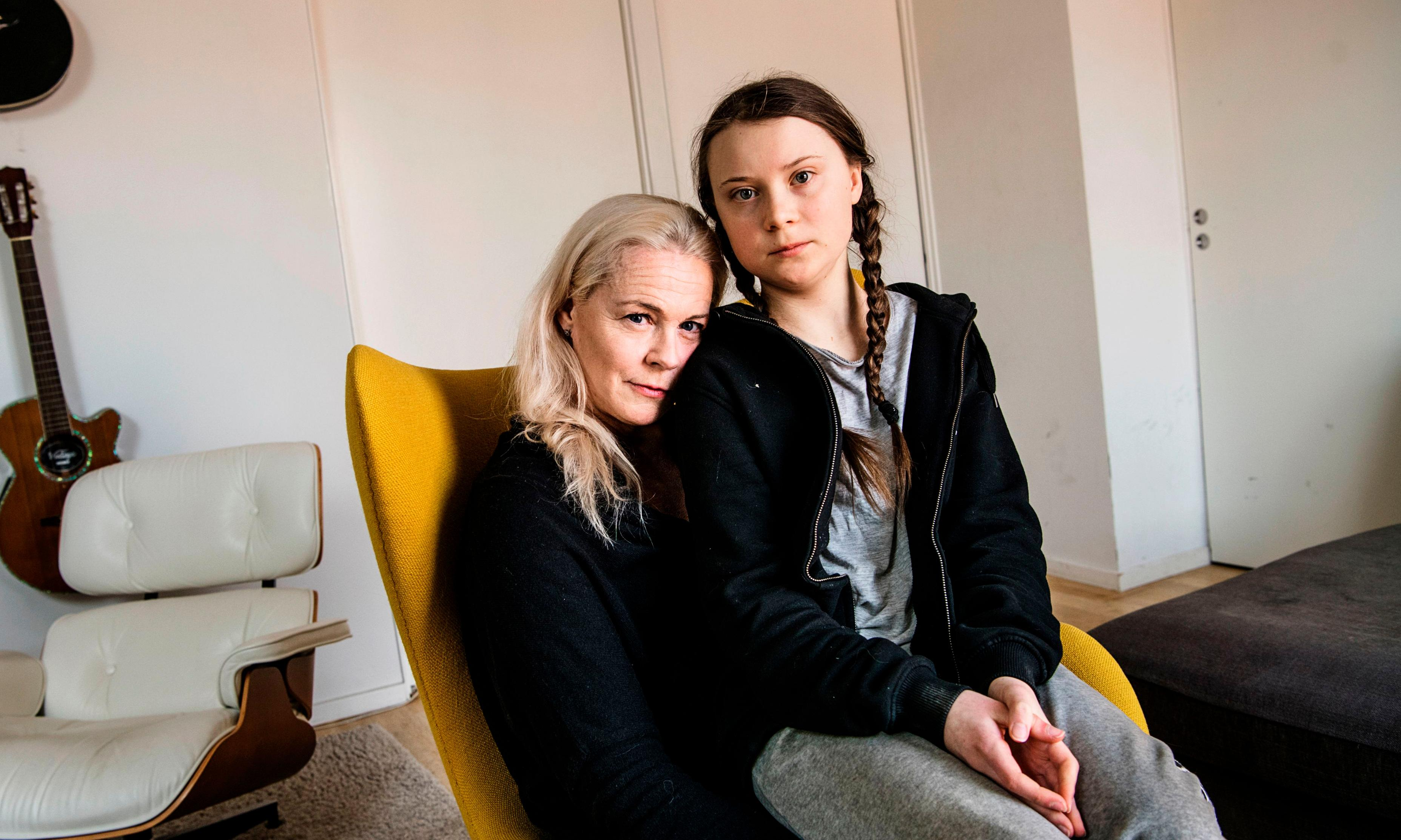 Malena Ernman on daughter Greta Thunberg: 'She was slowly disappearing into some kind of darkness'