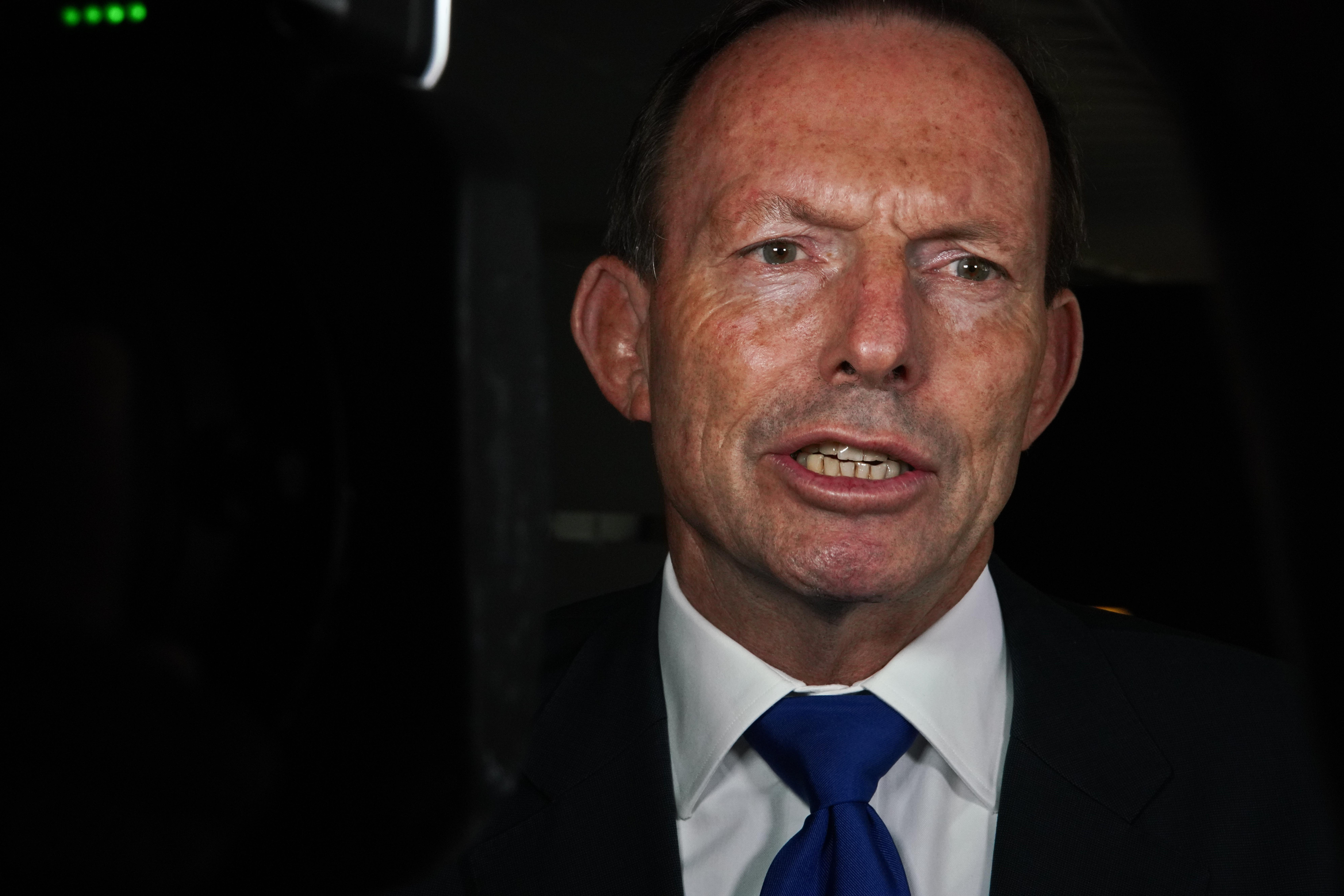 Tony Abbott's lament that prayer needs a greater role ignores a history of Christian invasion