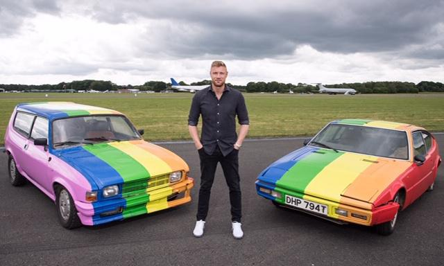 Top Gear would never have visited Brunei if it had already passed its homophobic stoning law
