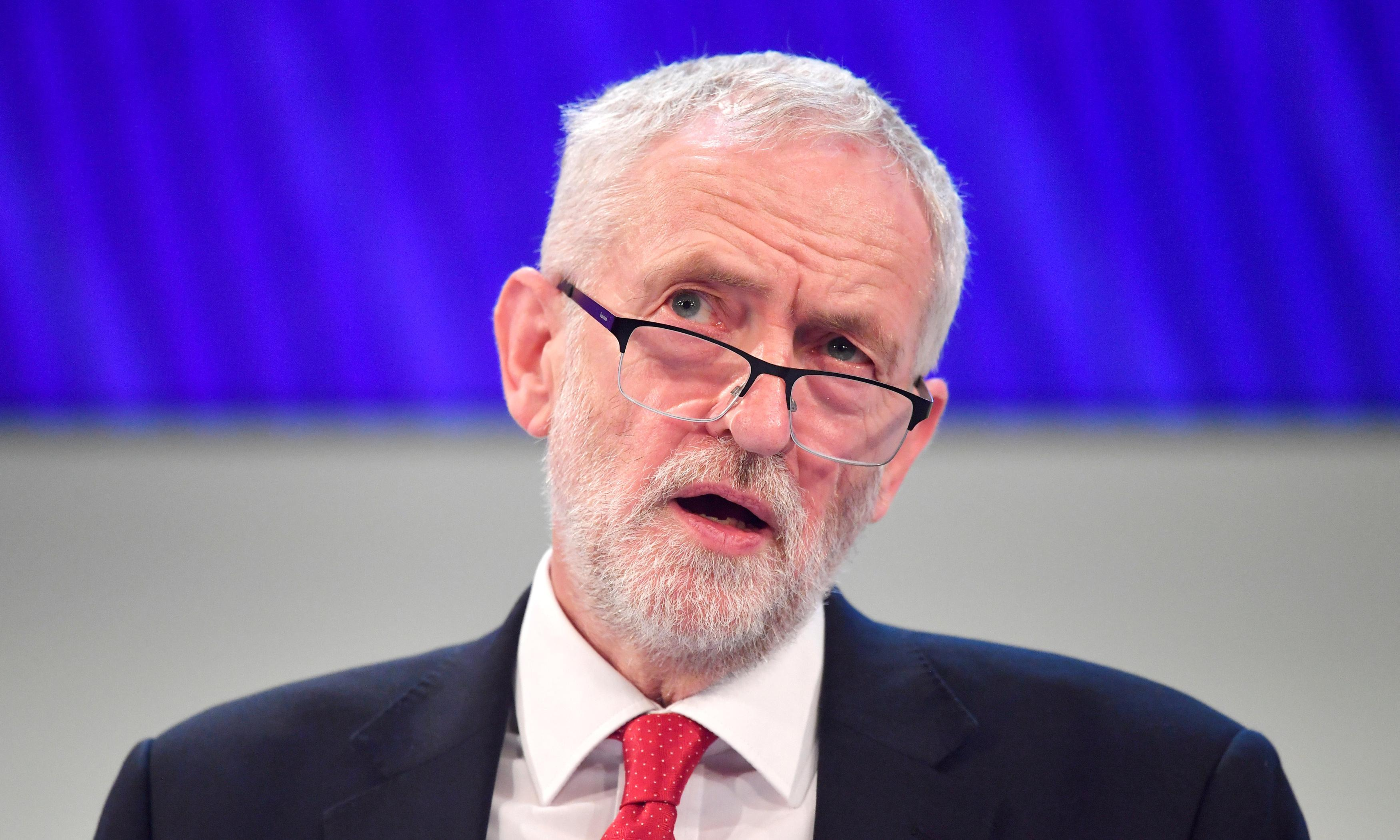 Remainers condemn Jeremy Corbyn pledge to push on with Brexit