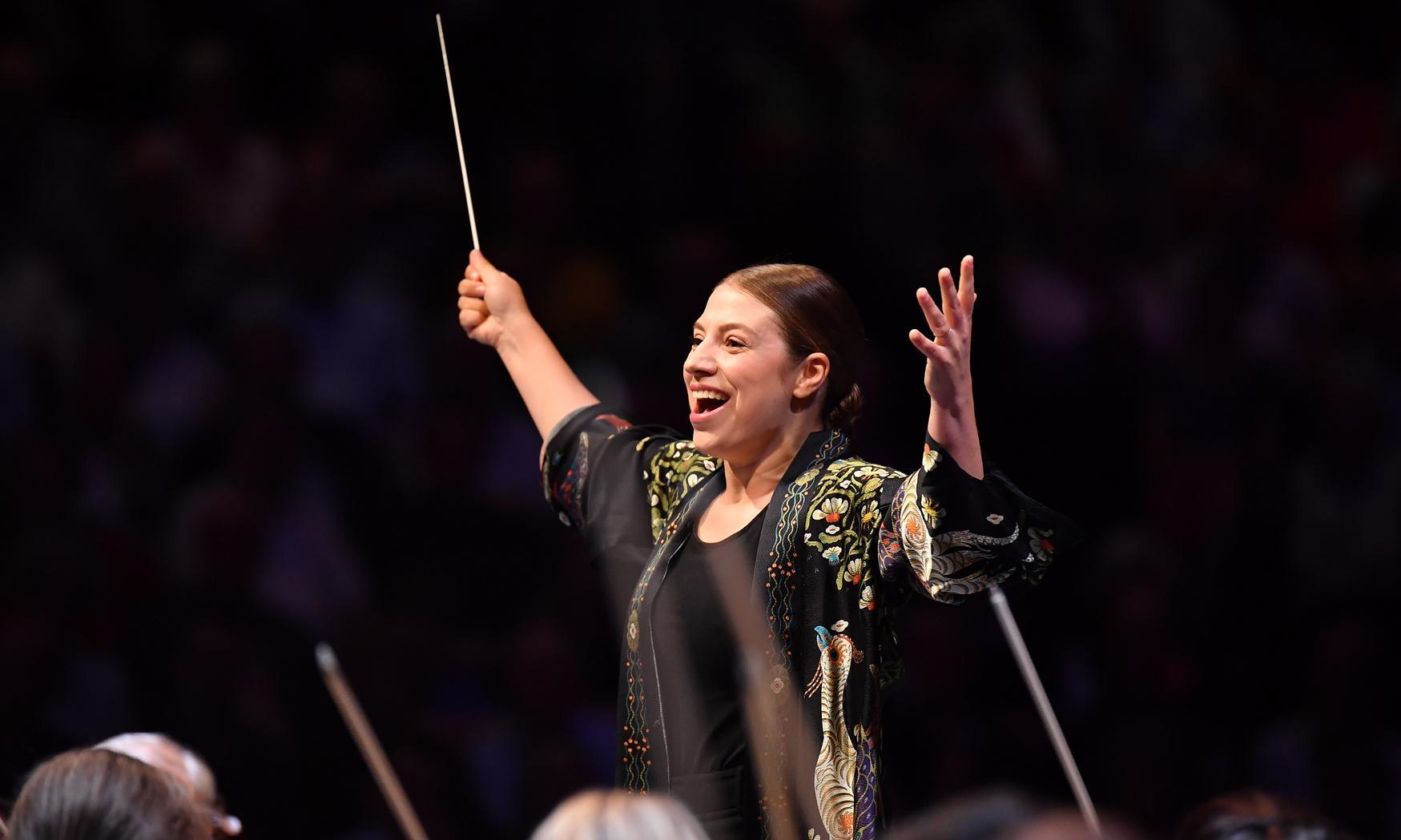 Prom 25: Gabetta/BBCSO/Stasevska review – stirring and spirited