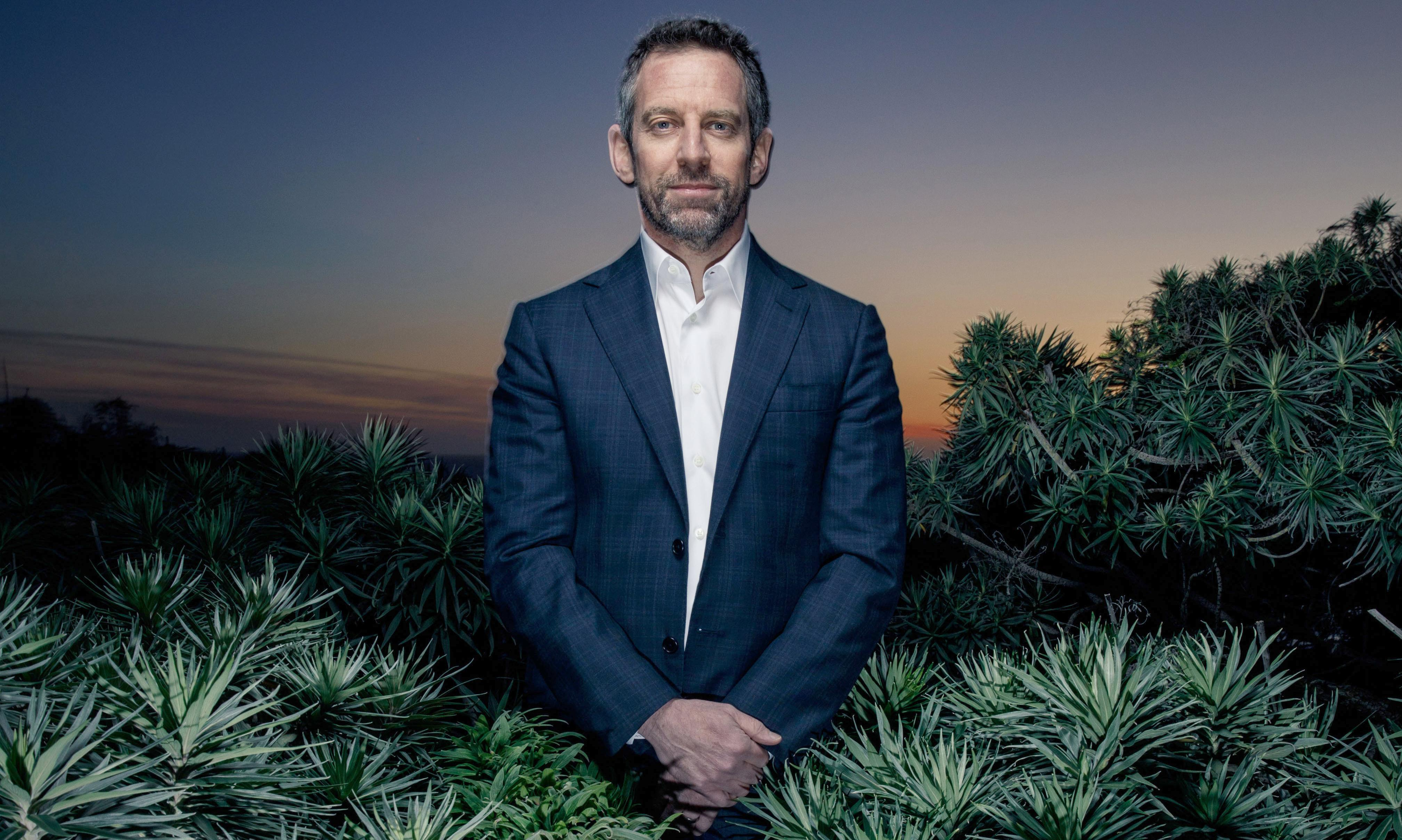 Sam Harris, the new atheist with a spiritual side