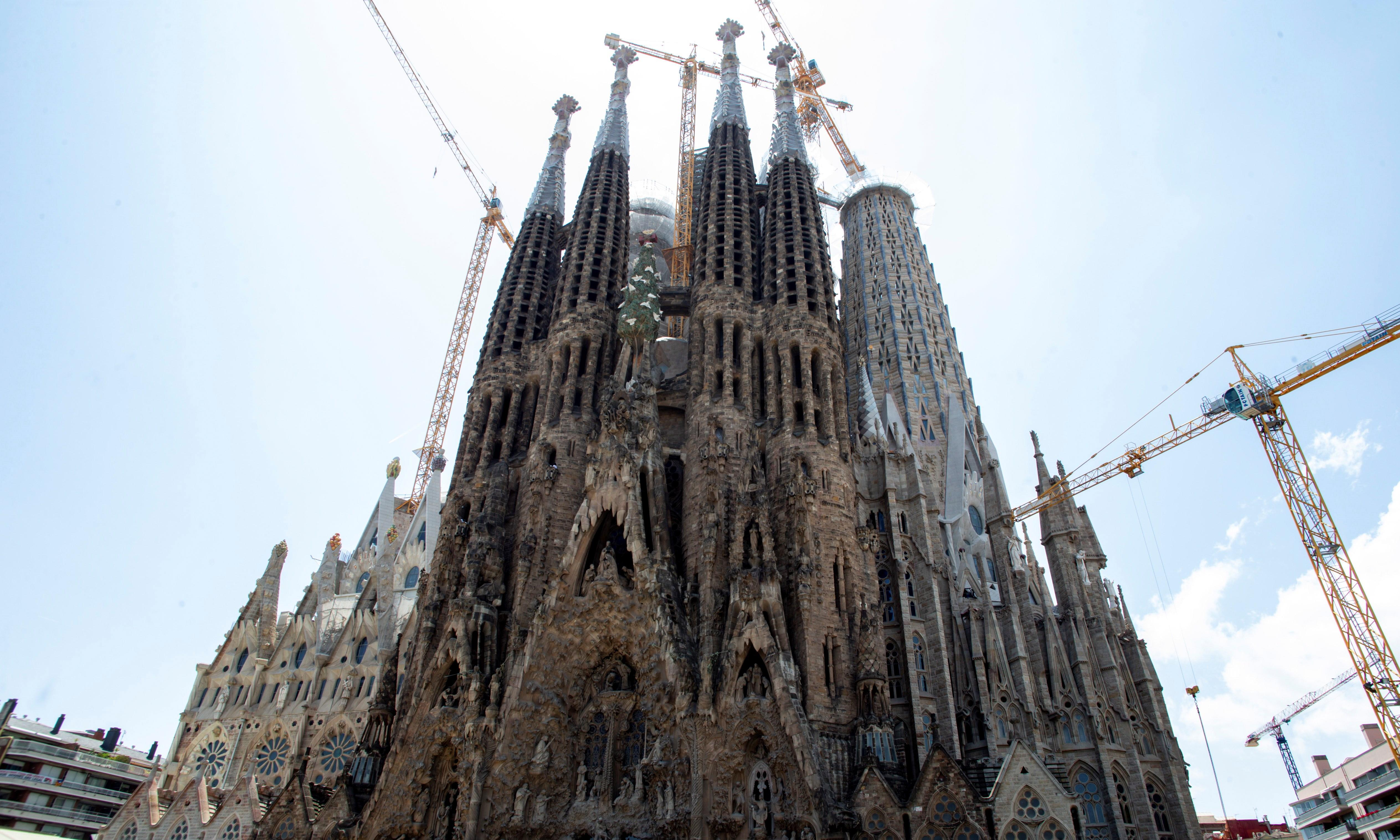 Gaudí's Sagrada Família wins a building permit – 137 years after work began