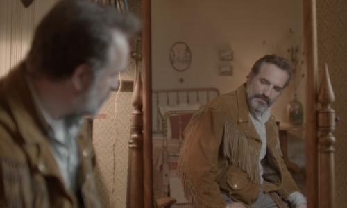 Deerskin: techno DJ Mr Oizo's twisted movie about a jacket to die for