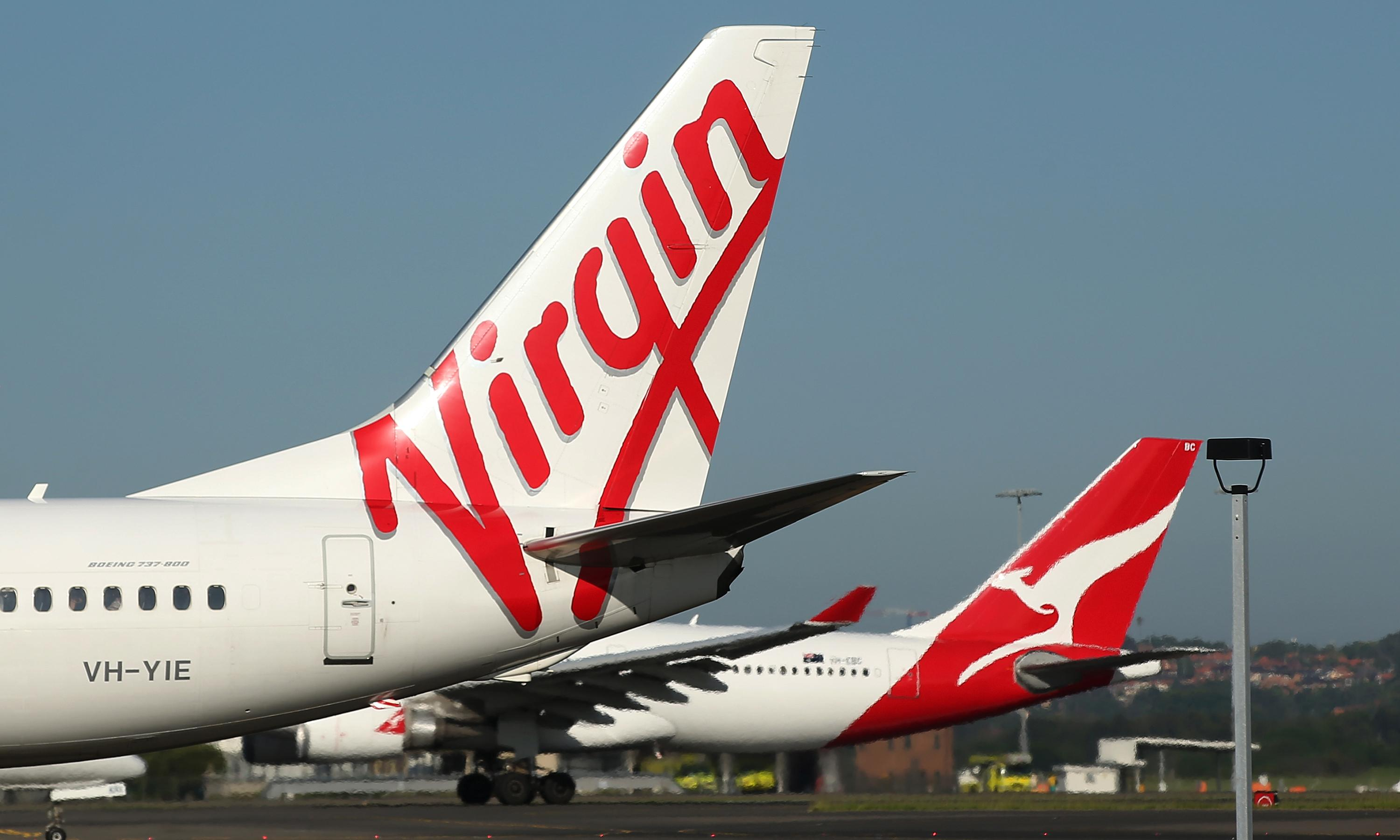 Virgin Australia engineer sacked for alleged misconduct after raising safety concerns