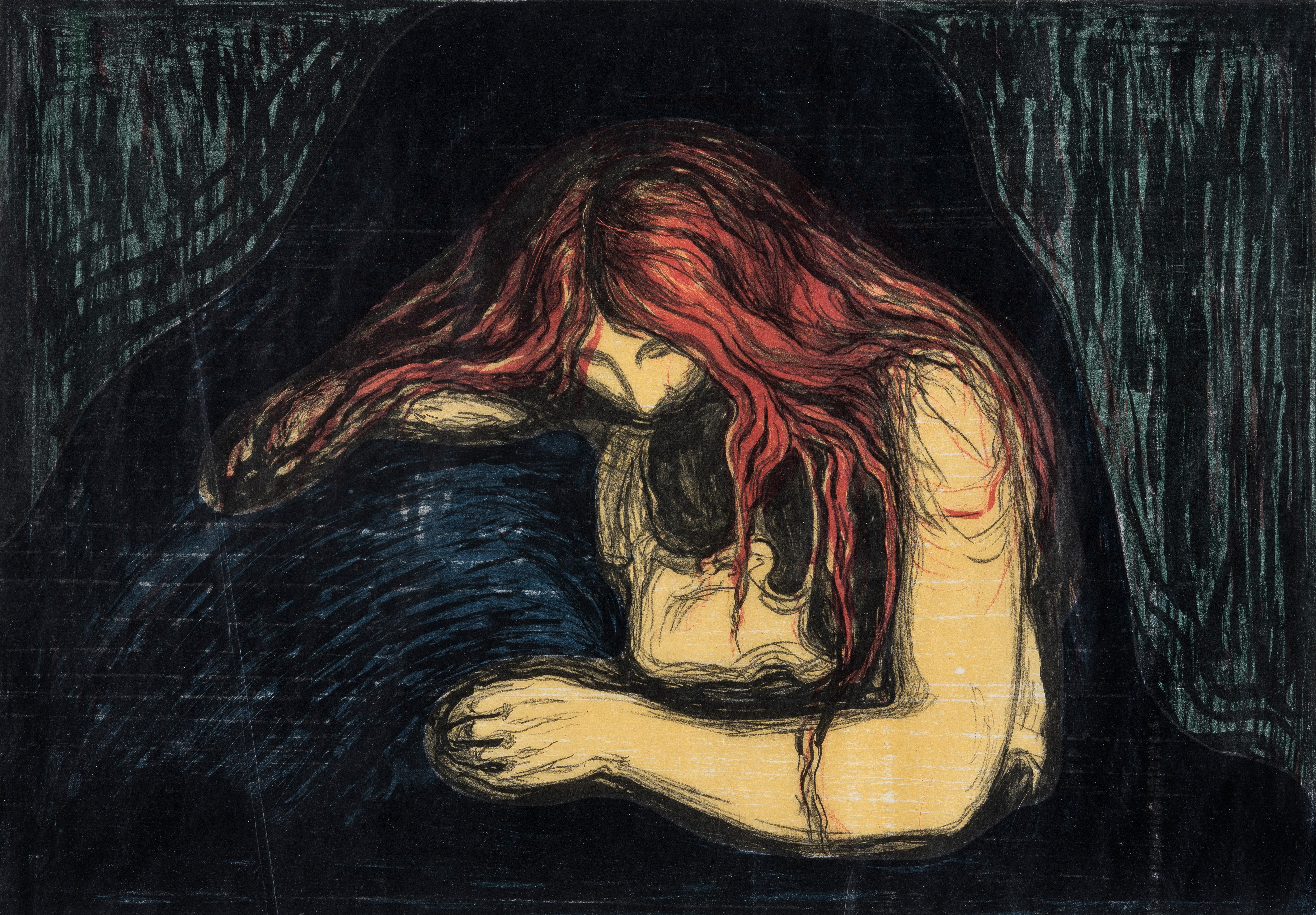 Munch's death obsession and Mackintosh's sensual mysticism – the week in art