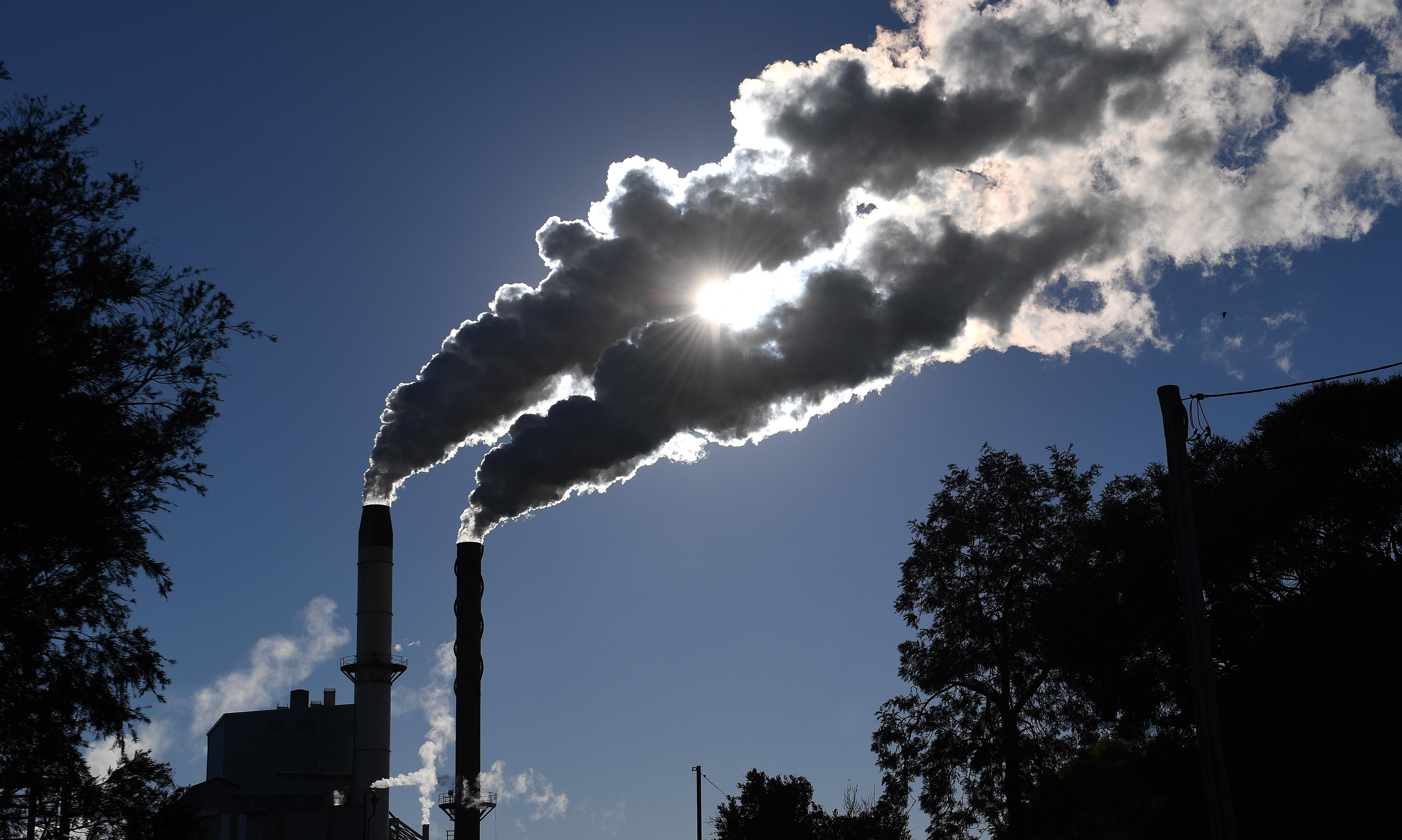 Australia's emissions reach the highest on record, driven by electricity sector