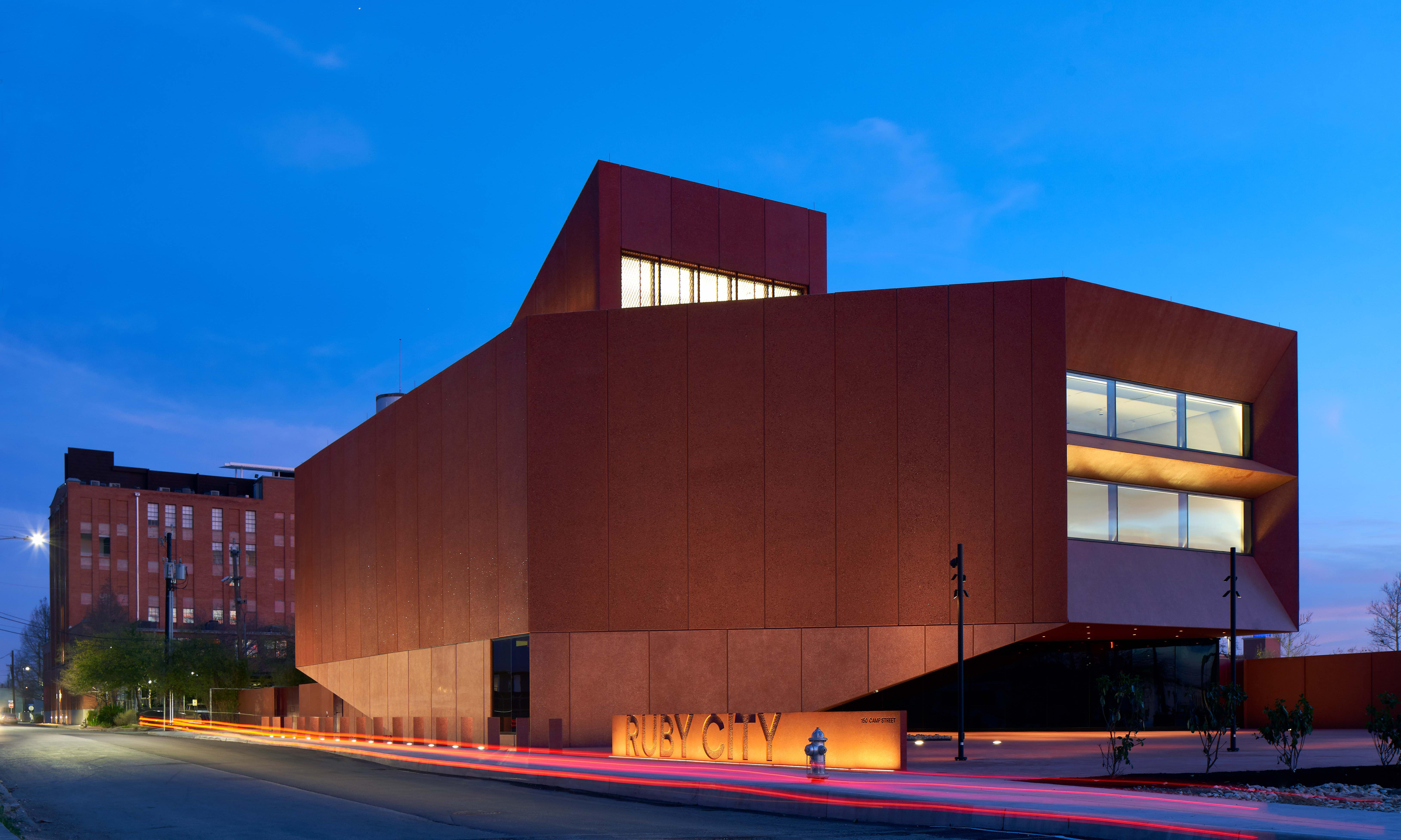 David Adjaye: 'Love, death and memory… it's all in a building's DNA'