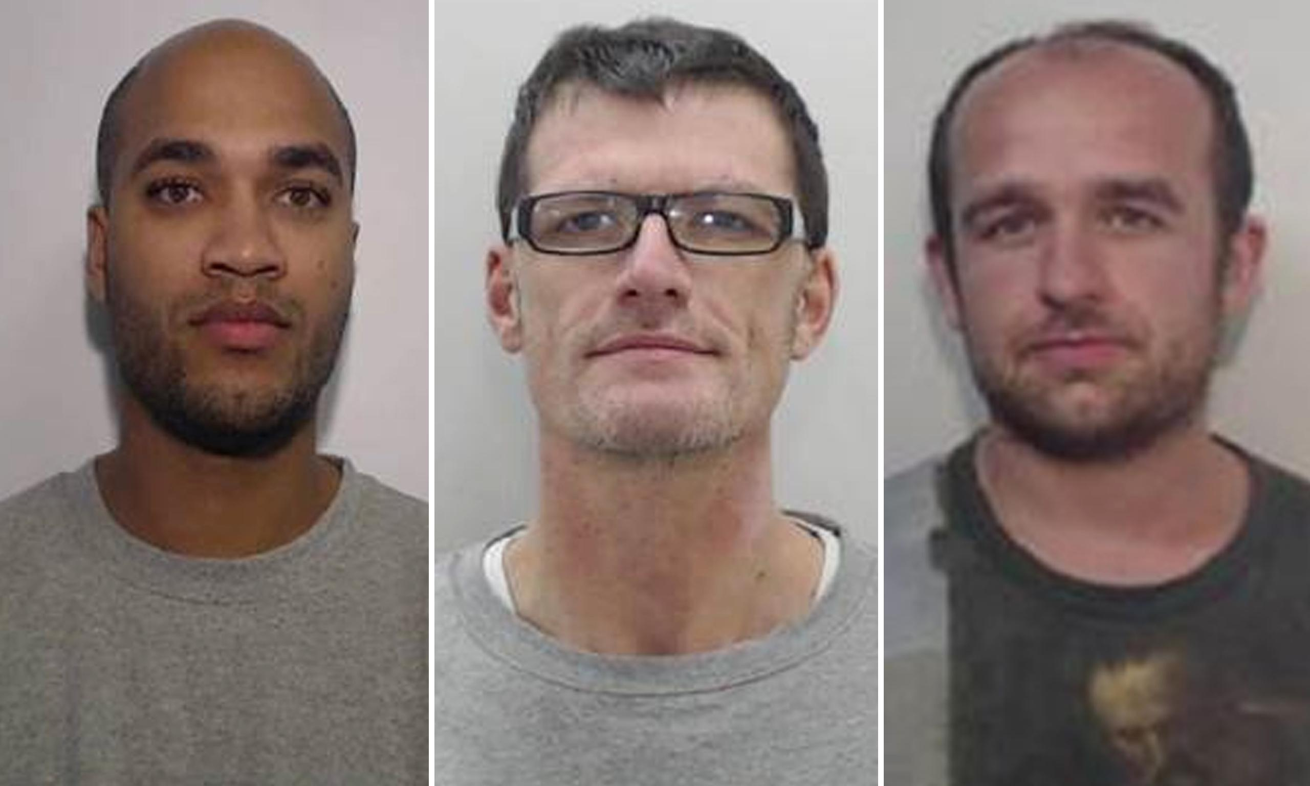 Gang trio guilty of botched hit that left mother and son shot