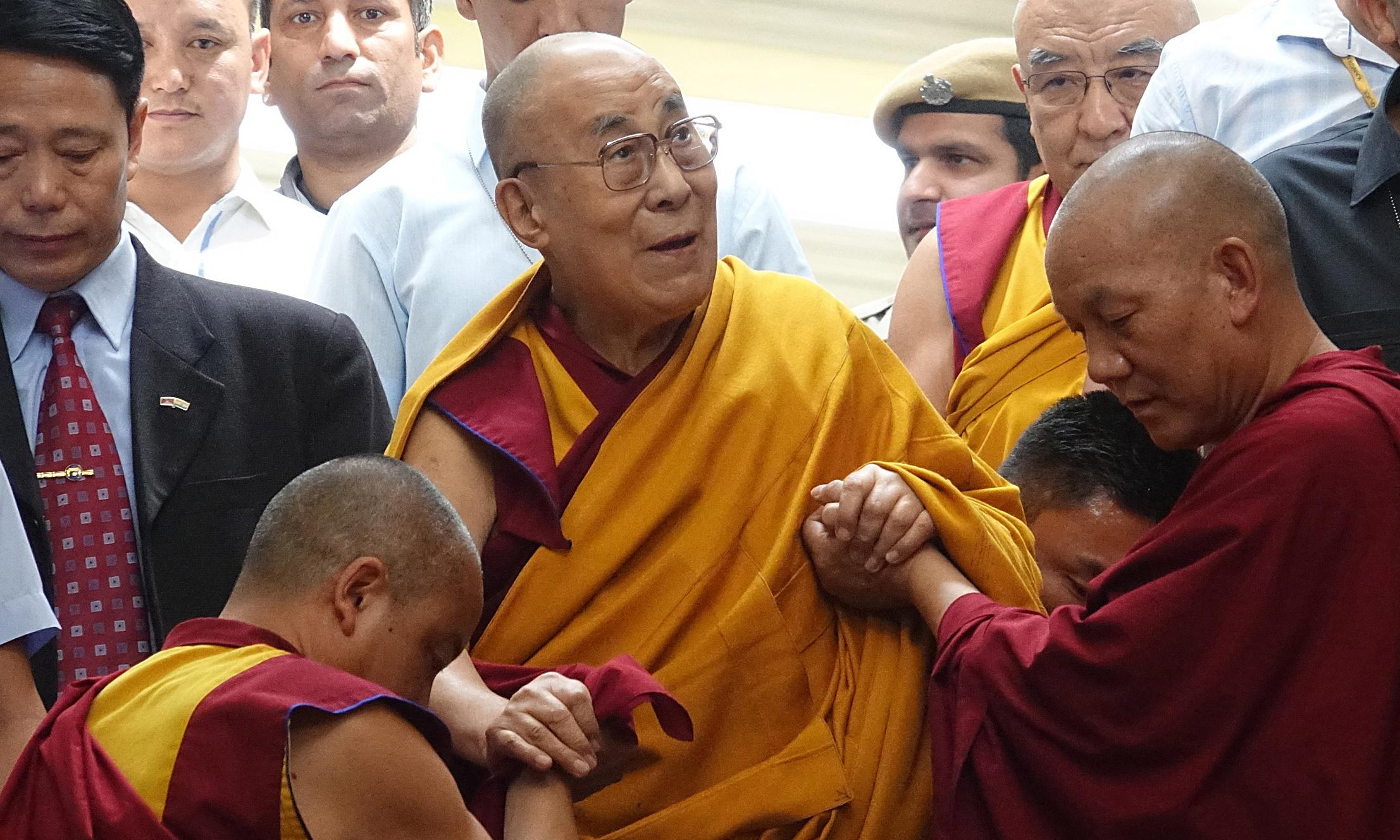 Dalai Lama lets slip how India vetoed his meeting with China's leader in 2014