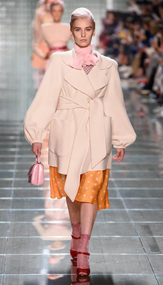 Marc Jacobs show, Spring/Summer 2019, New York fashion week