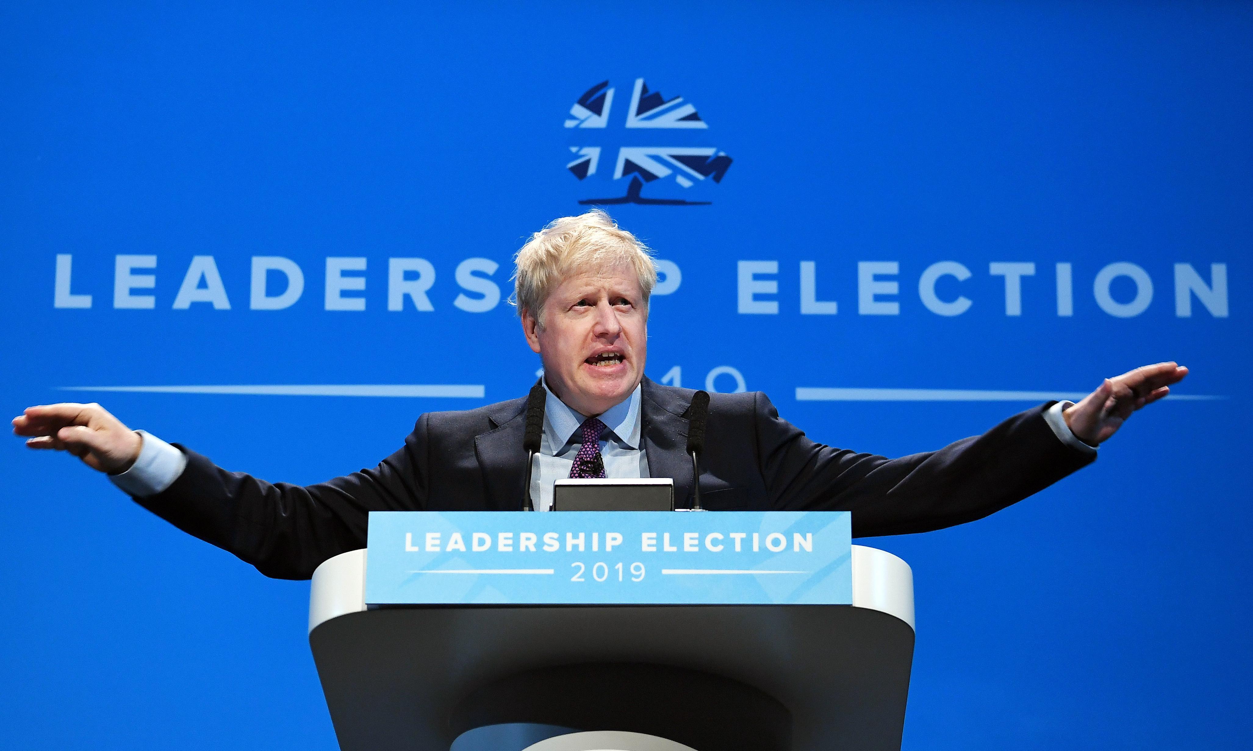 The Observer view on Boris Johnson's Brexit fantasies